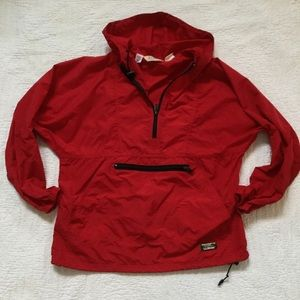 Vintage L.L. Bean Made in USA Pullover Windbreaker